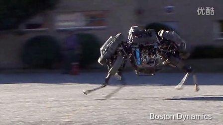 美军发布最新机器人- WildCat 人造神兽 呼之欲出啊!!