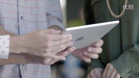 苹果ipad Air官方宣传视频《Feature》美国版