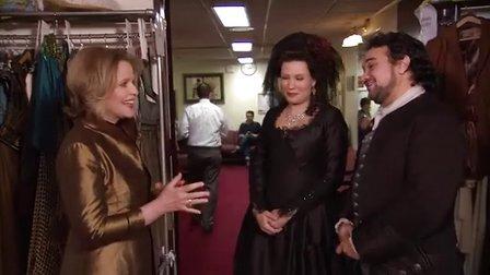 《唐·璜》Don Giovanni,幕间访谈[MET 2011]