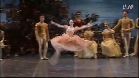 【唐吉尔看芭蕾】天鹅湖Swan Lake 第一幕女变奏1(Zakharova版)