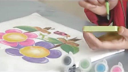 教你不织布环保袋手工怎麼做-儿童手工艺术创想DIY