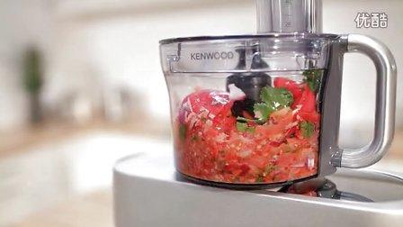 【Kenwood英国凯伍德(健伍)】  AT647 厨师机KM005专用配件食物器
