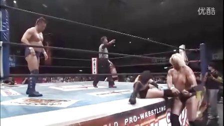 Bad Intentions vs Yoshihiro Takayama  Takuma Sano