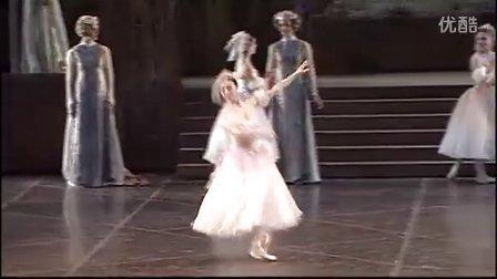 【唐吉尔看芭蕾】天鹅湖Swan Lake 公主的变奏(Zakharova版)