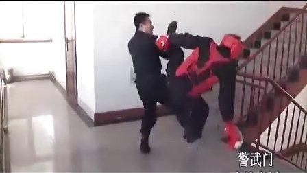 【侯韧杰 KungFu 精华篇】  动作有型的教官