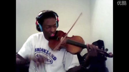 【猴姆独家】达人Eric Stanley超强小提琴演奏Rihanna冠单Only Girl