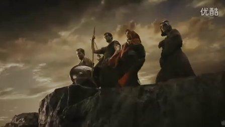 高清:众神 预告片 视觉系另一掌门人 强烈的《300勇士》风格华丽大片