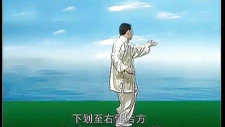 【侯韧杰  TaiJi  教学篇】之 太极十九式