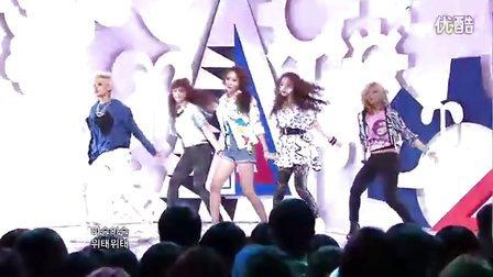 f(x) - Danger MBC音乐中心 2011.04.23