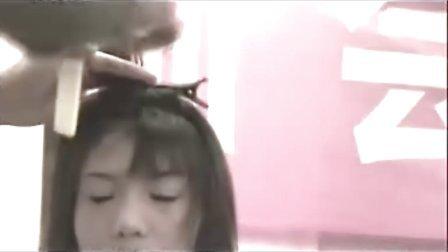 飞剪与剪发技术 浙江理工大学的韩国林大雄发型老师