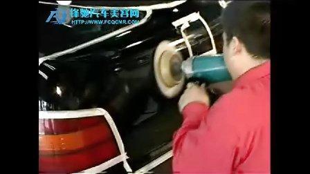 汽车美容教程:标准的汽车封釉流程