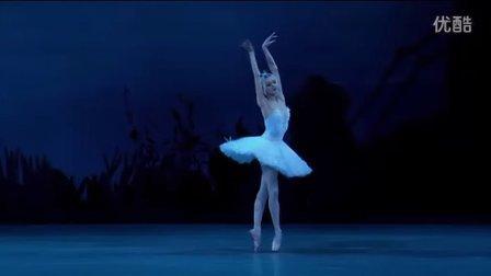 【唐吉尔看芭蕾】天鹅湖Swan Lake 奥杰塔独舞(Mariinsky)