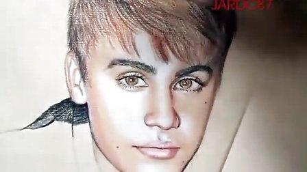 【中文网】动手教你画Justin Bieber最新专辑《Mistletoe》封面