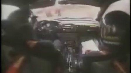 赛车 汽车 录像 WRC  世界冠军 科林麦克雷  拉力赛 漂移