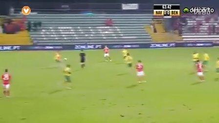 11-12赛季葡萄牙杯 纳瓦尔 0-1 本菲卡