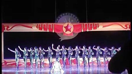 2011年东莞市中小学学生艺术展演比赛东莞理工学校《明天我上光荣榜》荣获一等奖