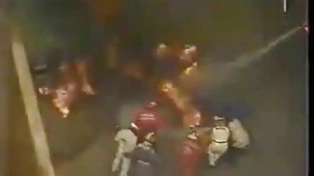 F1 1978年MONZA站Ronnie Peterson事故