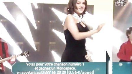 法国美女热舞视频 妩媚与活力完美结合