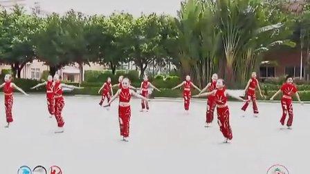 弥勒市比亚客艺术培训中心—普及性健美操(少儿表演套路)