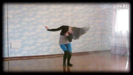 长沙肚皮舞ANNA工作室--伊拉克甩发 ELENA