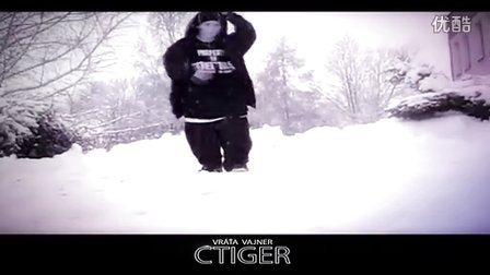 Ctiger - Something 外国网友友情制作