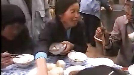 陕北榆林佳县传统土葬人
