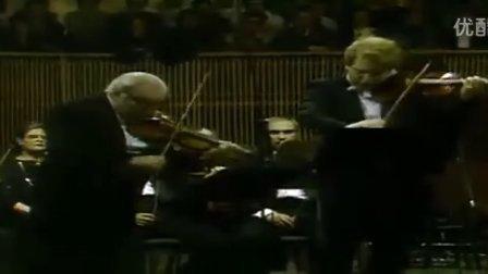 Bach: Concerto for 2 Violins - 1. Vivace