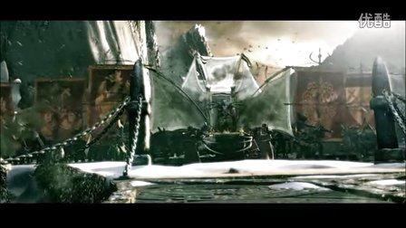 [D2]暗黑破坏神2资料片毁灭之王宣传片(2001年E3)