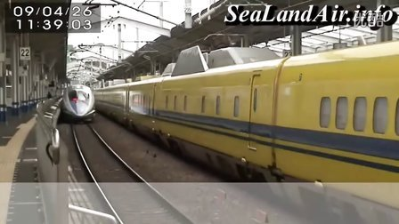 日本新干线电力轨道综合检测车 黄医生 Shinkansen Doctor Yellow