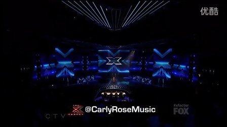 彩虹Carly Rose Sonenclar X音素As Long As You Love Me