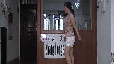 小红的舞广场舞 高原红 最新10步广场舞教学版 原创