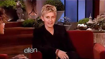 Ellen  Show之Rihanna(蕾哈娜)