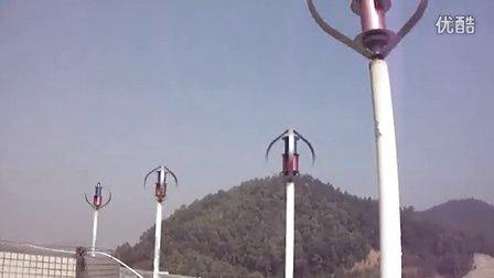 泰玛磁悬浮风力发电机楼顶发电组2
