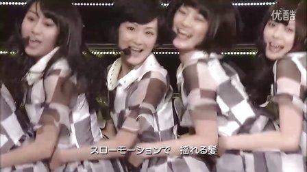 [LIVE]120625 ゆび祭り~アイドル臨時総会~ 乃木坂46 - おいでシャンプー