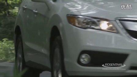 2013 讴歌 Acura RDX 试驾