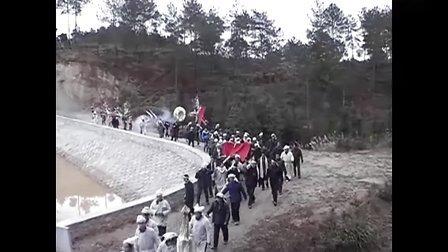 贵州布依族葬礼:平塘县克度三里罗翁寨杨氏族人葬礼仪式