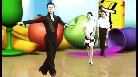 拉丁舞教学全套基本舞步 拉丁舞表演 拉丁舞蹈 拉丁舞比赛15