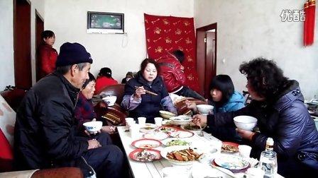 陕西丹凤人春节