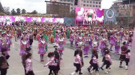 三江侗族自治县60周年县庆精彩彩排