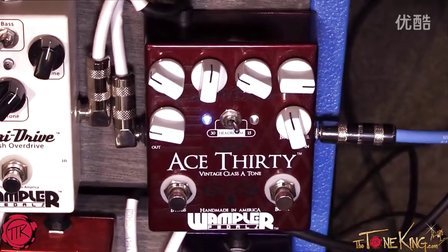 NAMM 2014 Wampler ACE Thirty (AC15 _ AC30 Pedal)