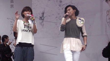 20121028張芸京--台北場我陪你慶功改版簽唱會+簽票會