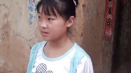 【拍客】2012感恩--深山女孩受捐助谢恩人决心好好学习