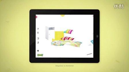 宜家(IKEA)App应用案例《定制自己的家》
