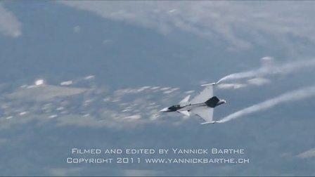 Yannick Barthe - Saab JAS 39 Gripen 2011 瑞士