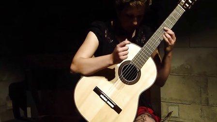 马思丽弹小麦田 - Marcelly Rosa - En Los Trigales