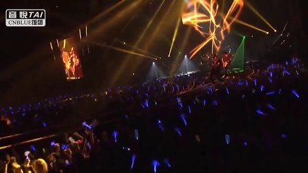 【CNBLUE饭团中字】CNBLUE 2013 BLUE MOON In Seoul全场超清中字