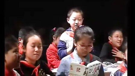 苏教版语文小学六年级上册周晓蕾《暴风雨》江苏省苏教版小学语文教材第八届青年教