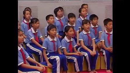 小学五年級音樂优质课视频《田野在召唤》孙炼