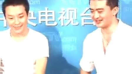 李玉刚接受CCTV网络专访
