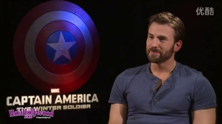 CAPTAIN AMERICA _ Let's play a game with Chris Evans